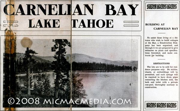 Carnelian Bay Newspaper