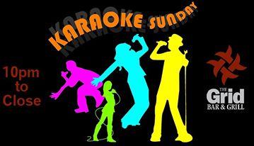 karaoke-sunday