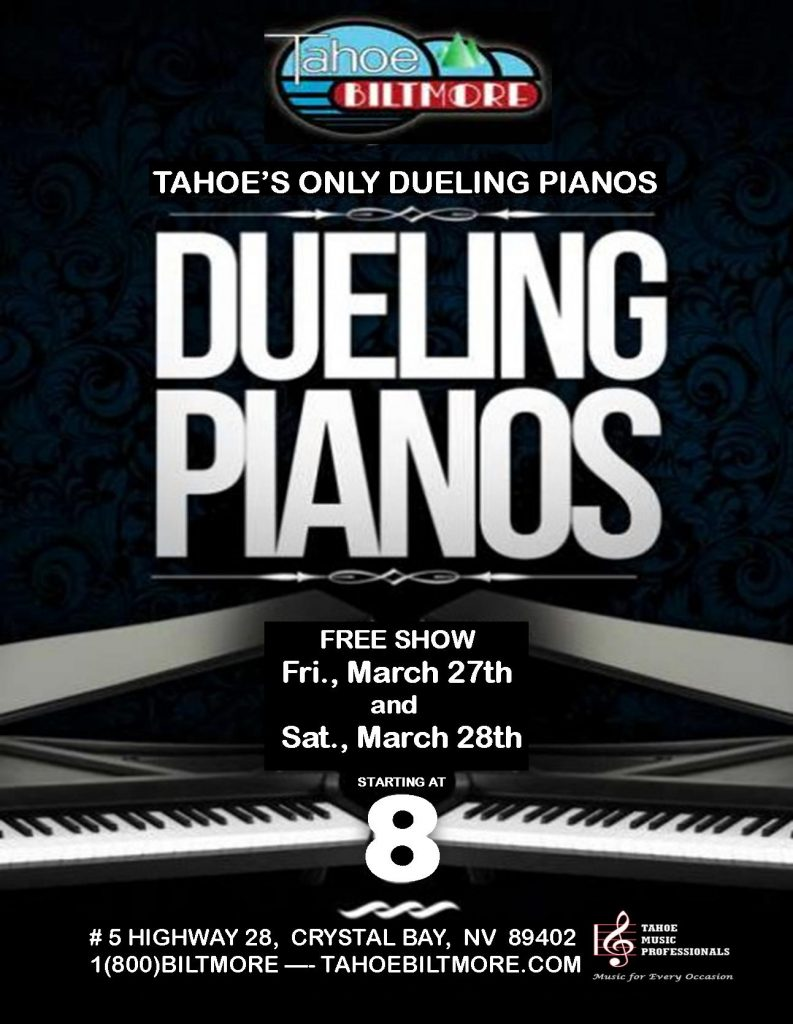 DUELING PIANOS MARCH