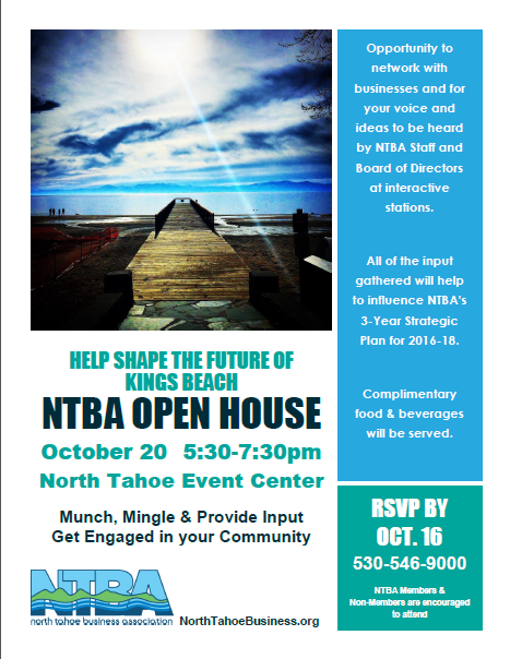 NTBA Open House
