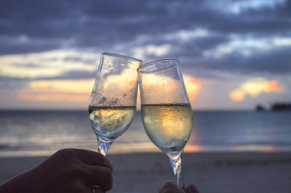 valentines day wine cheers