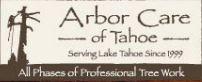 Arbor Care of Tahoe